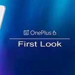 The OnePlus 6 will go on sale in India from March 21