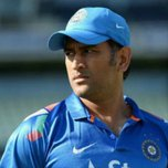 MSD returned to India after the ODI and T20I series against England