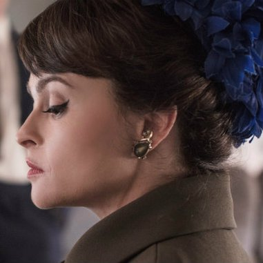 Helena Bonham Carter plays Princess Margaret in The Crown Season 3